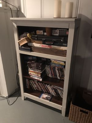 Cabinet or book shelf with two shelves for Sale in Kensington, MD