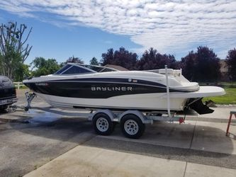 2015 Bowrider Bayliner 24' for Sale in Yakima,  WA