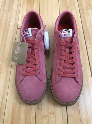 Nike SB Supreme Blazer Low GT Desert Bloom/ Gum for Sale in New York, NY
