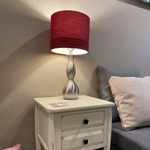 Red Lamp for Sale in Houston, TX