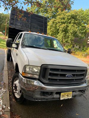 2003 FORD F450 DUMPING TRUCK 7.3 ENGINE for Sale in North Haledon, NJ