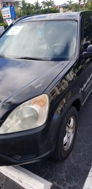 2004 Honda crv for Sale in Fort Lauderdale, FL