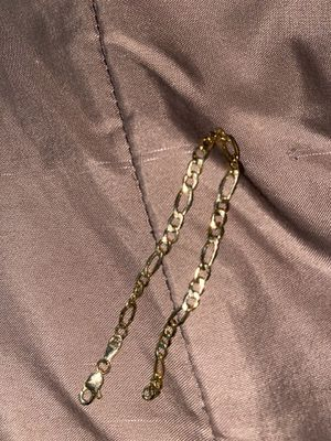 10k gold bracelet for Sale in Bakersfield, CA