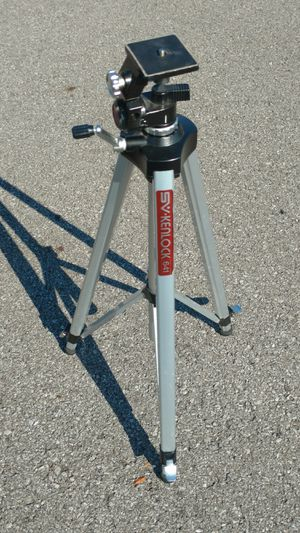 Smith Victor Ken lock model 641 tripod for digital video and film cameras for Sale in Columbus, OH