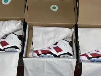 Jordan 6 Carmine GS for Sale in Brooklyn,  NY