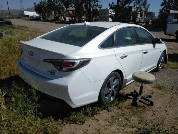 2017 Hyundai sonata hybrid plug in