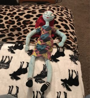 Sally doll from the nightmare before christmas for Sale in Columbia, SC