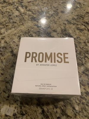 Promise perfume by JLo 3.4oz for Sale in Anaheim, CA