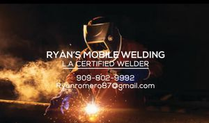Mobile welder for Sale in Rancho Cucamonga, CA
