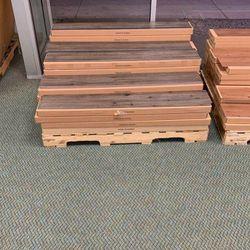 New vinyl glue down flooring 35square ft a box 73GR for Sale in Houston,  TX
