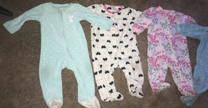 9 month baby girl bundle for Sale in Moreno Valley, CA