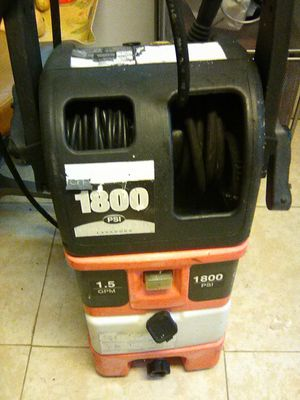 Pressure washer 1800psi for Sale in Philadelphia, PA