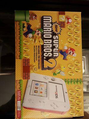 Nintendo 2DS Super Mario Bros 2 Edition for Sale in Boston, MA