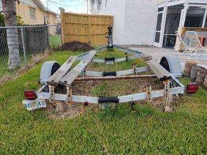 Galvanized Boat trailer for sale for Sale in Hudson, FL