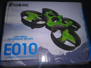 NEW RED and BLACK DRONE...NOT A TOY.... for Sale in Delair, NJ