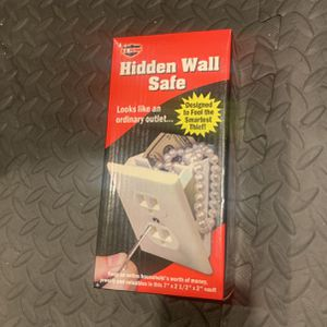 Hidden Wall Safe (Brand New) for Sale in Los Angeles, CA