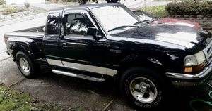 1999 Ford Ranger XLT Black for Sale in Seattle, WA