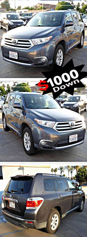 2013 Toyota HighlanderBase 2WD V6 106k for Sale in South Gate, CA