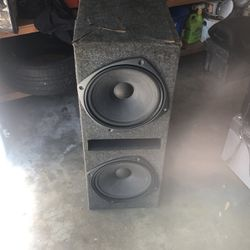"""Sub Box Ported For 2 -12"""" for Sale in Lutz,  FL"""