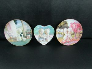 3 Precious Moments Collectible Plates item no. 768 (shopgoodwill) for Sale in El Paso, TX