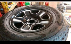 5 NEW Jeep Wrangler Tires for Sale in O'Fallon, MO