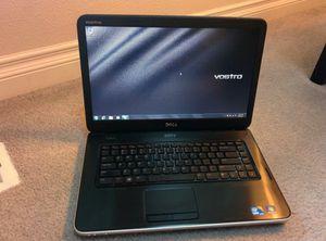 Dell Vostro 1540 Laptop / 15.6 Display, Intel i3 Processor, Windows 10, 320GB Hard Drive & 4GB Ram With Programs for Sale in Fullerton, CA