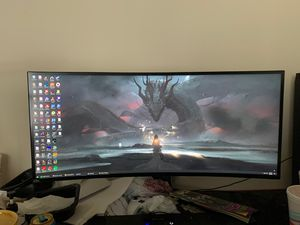 Dell AW3418DW for Sale in Jefferson City, MO