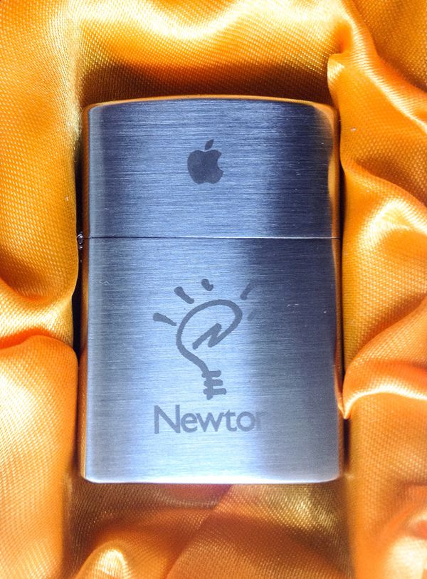 Zippo, Brand New, Extremely Rare Apple Collector's Item