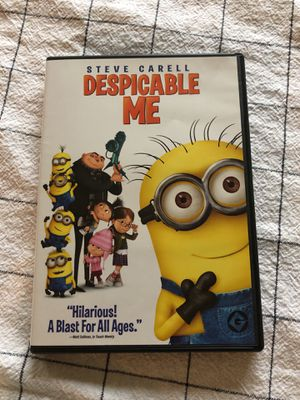 Despicable Me DVD movie for Sale in Mill Creek, WA