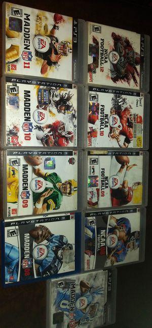 Ps3 games for Sale in McAllen, TX