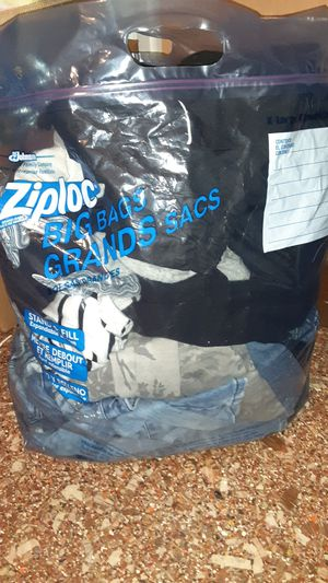 Bag of clothes name brand for Sale in Salt Lake City, UT
