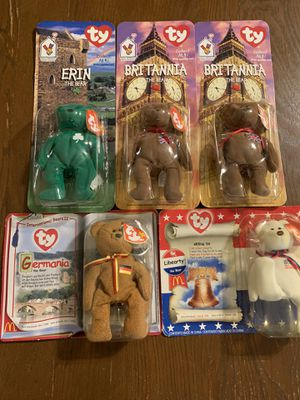 Vintage McDonald's Beanie Babies for Sale in Chicago, IL