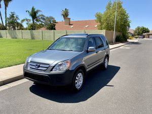 2006 HONDA CRV IN GREAT CONDITION WITH LOW MILES for Sale in Mesa, AZ