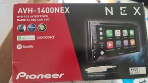 Pioneer AVH-1400NEX for Sale in San Diego, CA