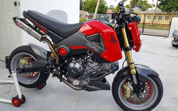 honda grom (300 swap) for Sale in North Miami Beach, FL - OfferUp