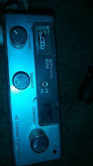 JC Penny 6204 CB Radia for Sale in Abilene, TX