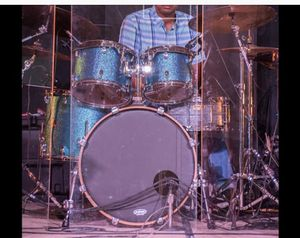 Tama silver star birch drum set / drum kit for Sale in Philadelphia, PA