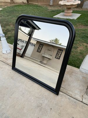 Mirror with black frame for Sale in Riverside, CA