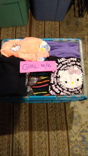 Girls Clothes ( size 5/6 )50+ pieces for Sale in Riverside, CA