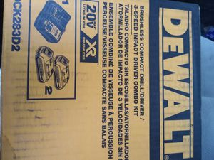 DeWalt xr drill and driver for Sale in Arden, NC