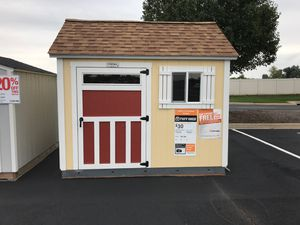 Tuff Shed tr700 8x10 for Sale in Belleville, IL