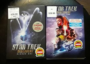 Star Trek Discovery The Series Sz 1-2 for Sale in Anchorage, AK