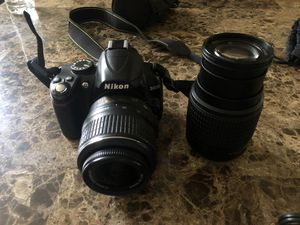 Nikon D3000 for Sale in New Milford, CT