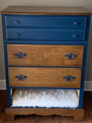Custom maple wood dresser for Sale in Bel Aire, KS