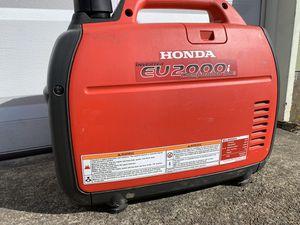 Honda generator EU2000i companion 30a for Sale in Portland, OR