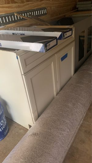 "Kitchen cabinets 2 36"" 24"" and 30""lowers for Sale in Concord, NC"