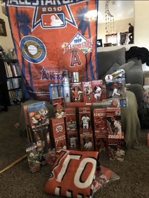 ANGELS Baseball collectibles, memorabilia, toys, souvenirs for Sale in Fontana, CA