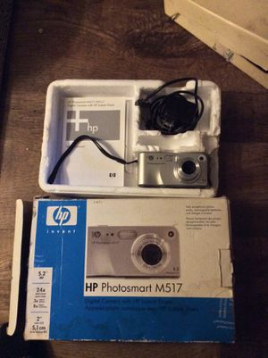 Hp photosmart M517 Digital camera for Sale in Port Charlotte, FL