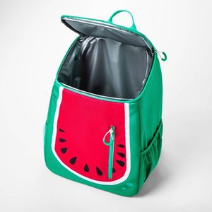 Watermelon cooler backpack- holds 20 cans! for Sale in Washington, DC