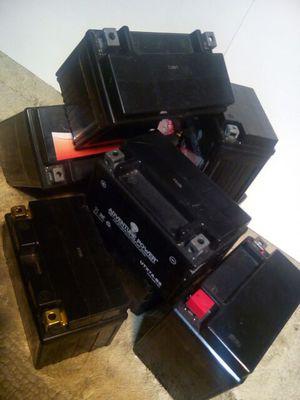Motorbike battery (1) for Sale in Houston, TX